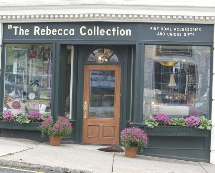 the rebecca collection